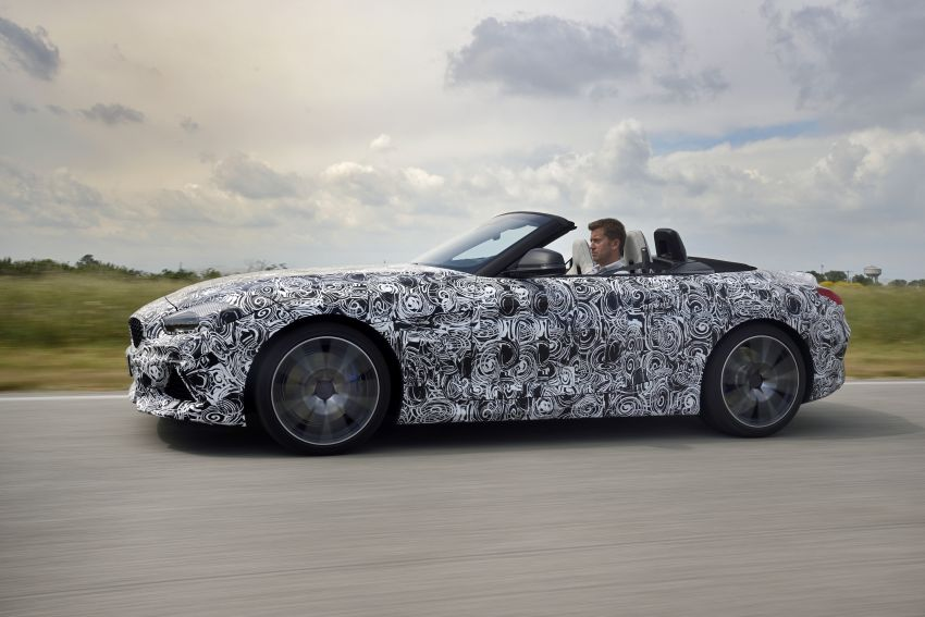 New BMW Z4 – official details and pics, video released Image #823417