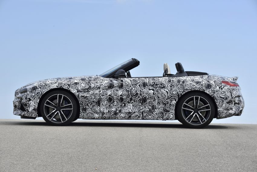 New BMW Z4 – official details and pics, video released Image #823426