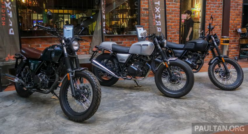 2018 Brixton Motorcycles in Malaysia – from RM8,988 Image #826020