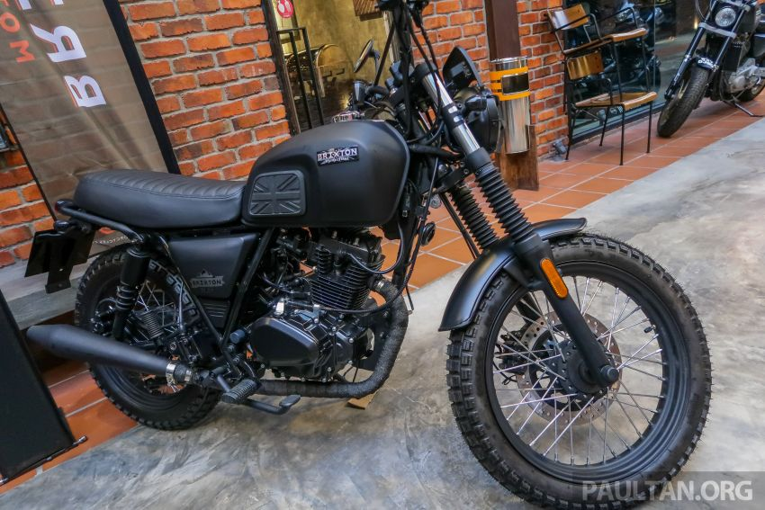 2018 Brixton Motorcycles in Malaysia – from RM8,988 Image #826032