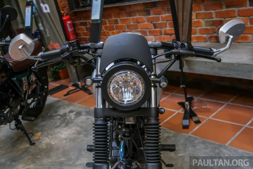 2018 Brixton Motorcycles in Malaysia – from RM8,988 Image #826033