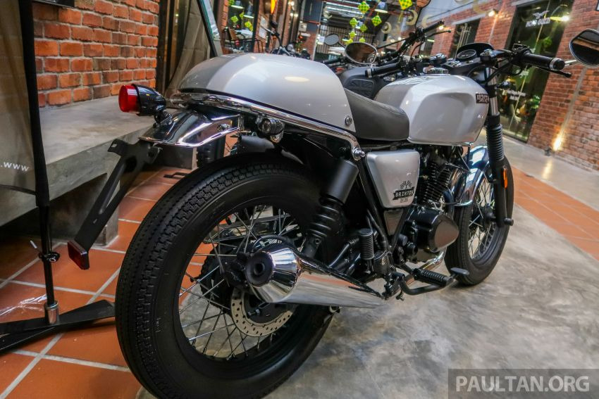 2018 Brixton Motorcycles in Malaysia – from RM8,988 Image #826034