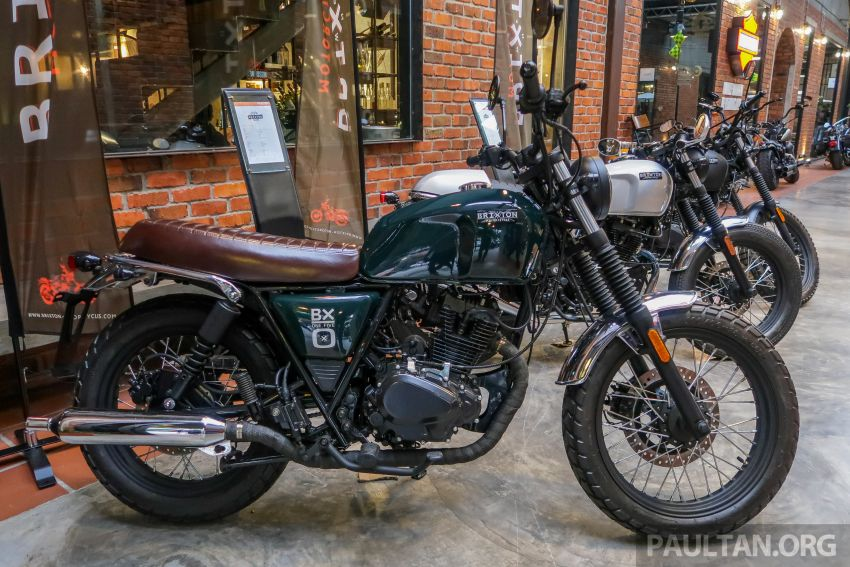 2018 Brixton Motorcycles in Malaysia – from RM8,988 Image #826021