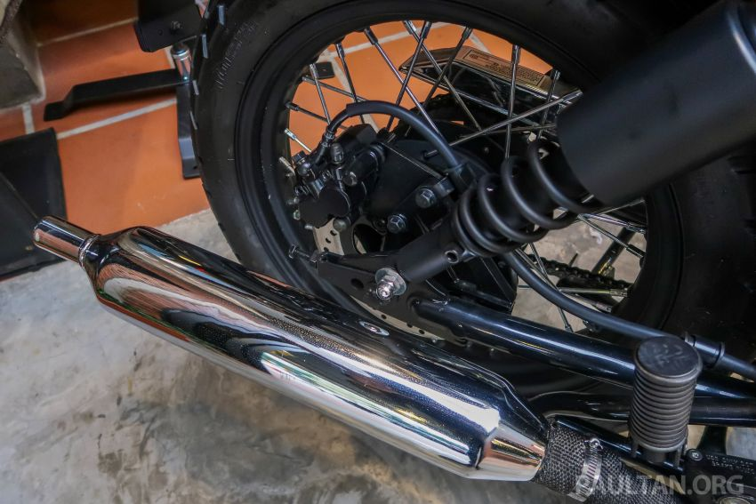 2018 Brixton Motorcycles in Malaysia – from RM8,988 Image #826022