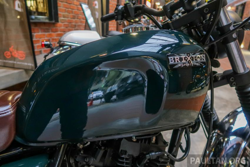 2018 Brixton Motorcycles in Malaysia – from RM8,988 Image #826025