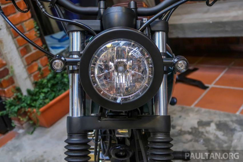 2018 Brixton Motorcycles in Malaysia – from RM8,988 Image #826026