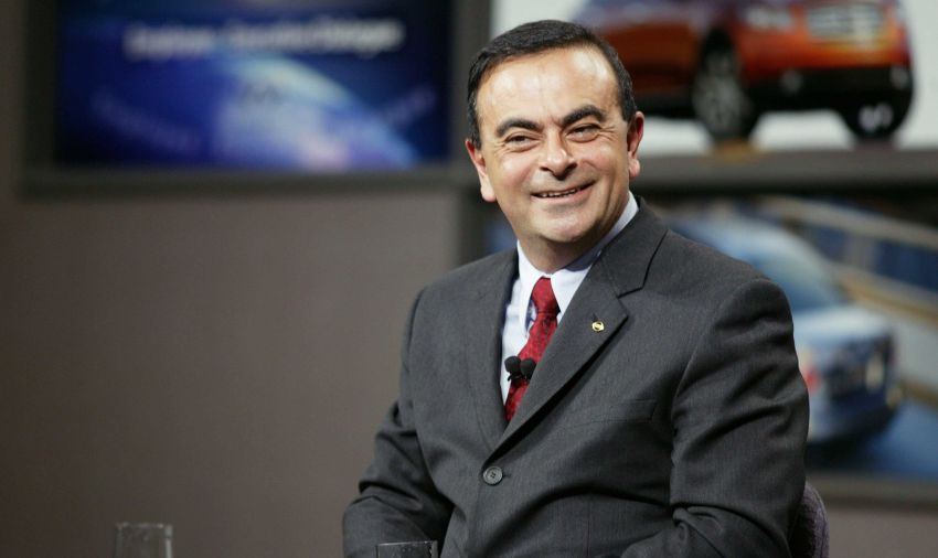 Renault will never dominate Mitsubishi, Nissan: Ghosn Image #830087