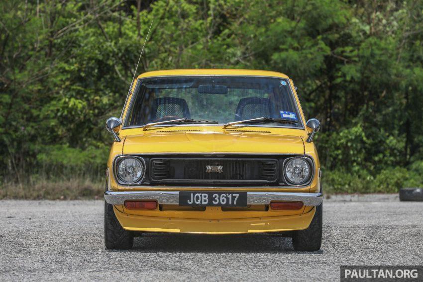 Datsun Sunny Wagon VB110 – buat abang jiwa kacau! Image #825898
