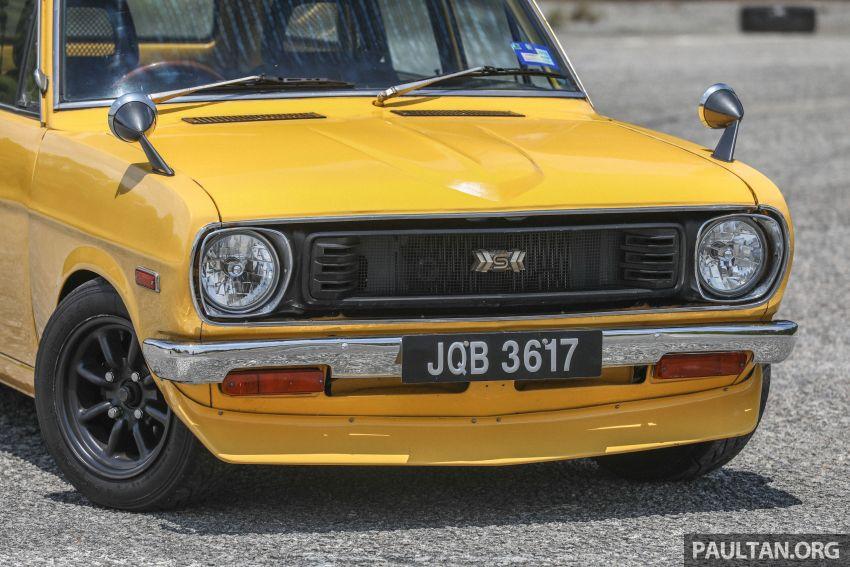Datsun Sunny Wagon VB110 – buat abang jiwa kacau! Image #825901