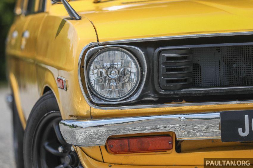 Datsun Sunny Wagon VB110 – buat abang jiwa kacau! Image #825902