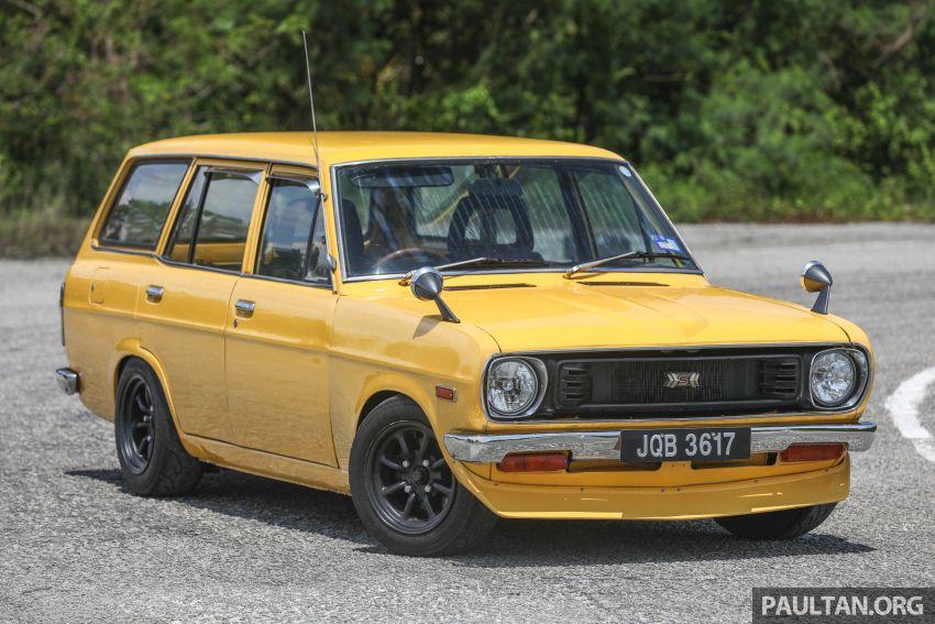 Datsun Sunny Wagon VB110 – buat abang jiwa kacau! Image #825889