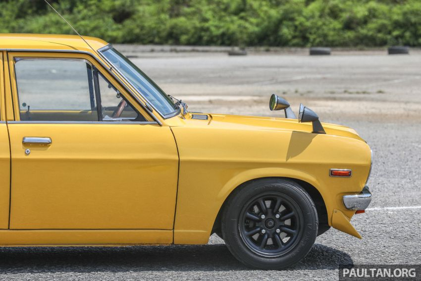 Datsun Sunny Wagon VB110 – buat abang jiwa kacau! Image #825915