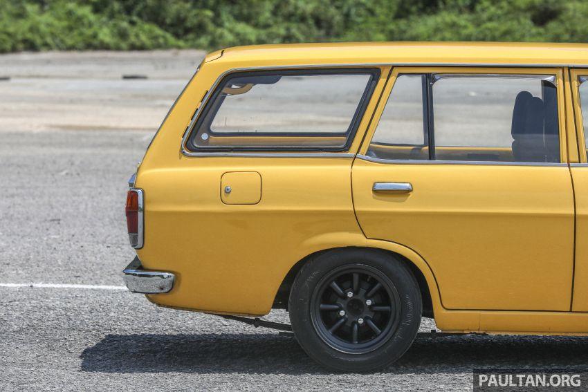 Datsun Sunny Wagon VB110 – buat abang jiwa kacau! Image #825916