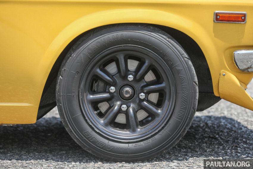 Datsun Sunny Wagon VB110 – buat abang jiwa kacau! Image #825918