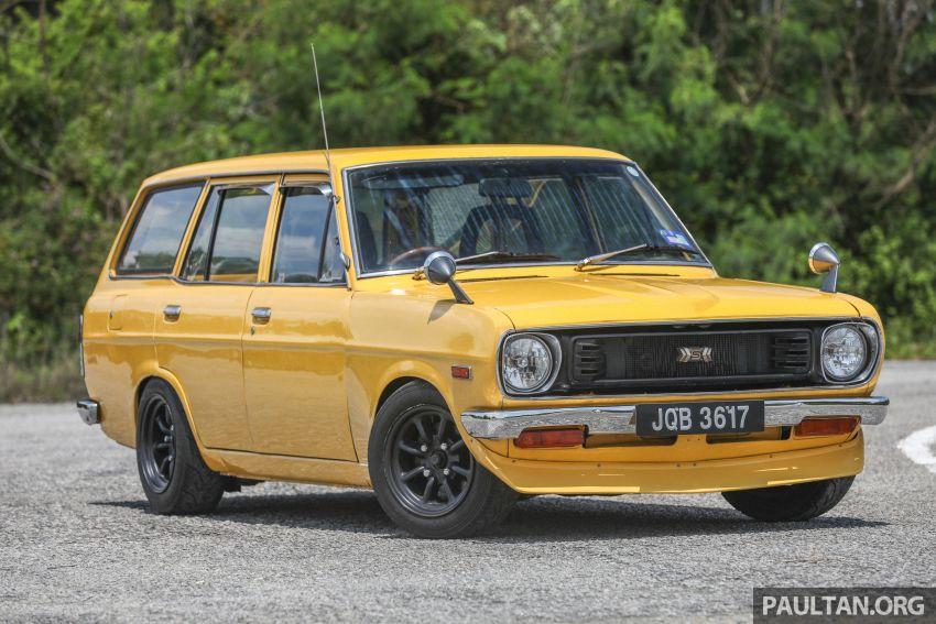 Datsun Sunny Wagon VB110 – buat abang jiwa kacau! Image #825890