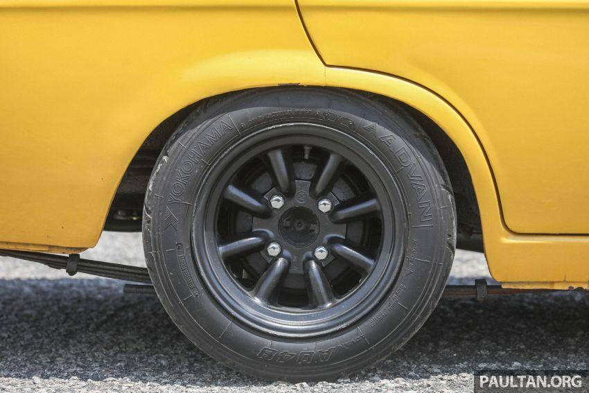 Datsun Sunny Wagon VB110 – buat abang jiwa kacau! Image #825920