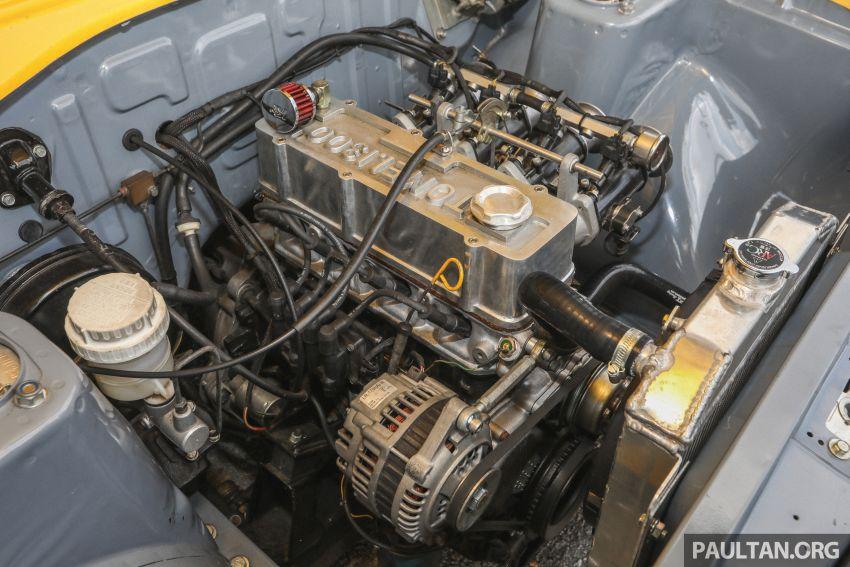 Datsun Sunny Wagon VB110 – buat abang jiwa kacau! Image #825928