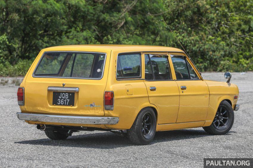 Datsun Sunny Wagon VB110 – buat abang jiwa kacau! Image #825891
