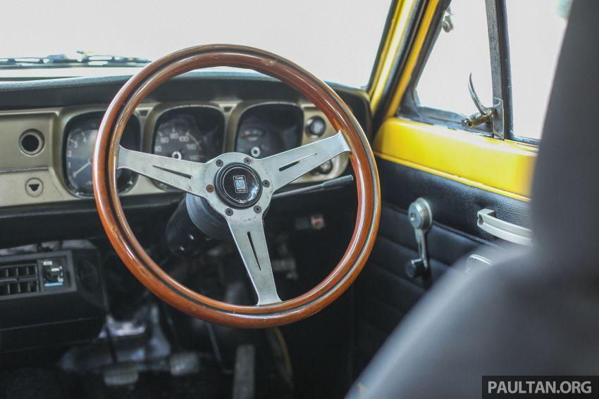 Datsun Sunny Wagon VB110 – buat abang jiwa kacau! Image #825938