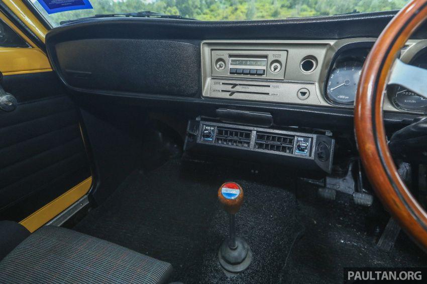 Datsun Sunny Wagon VB110 – buat abang jiwa kacau! Image #825948