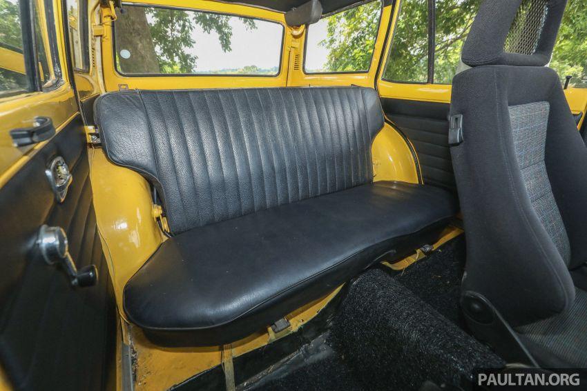Datsun Sunny Wagon VB110 – buat abang jiwa kacau! Image #825980
