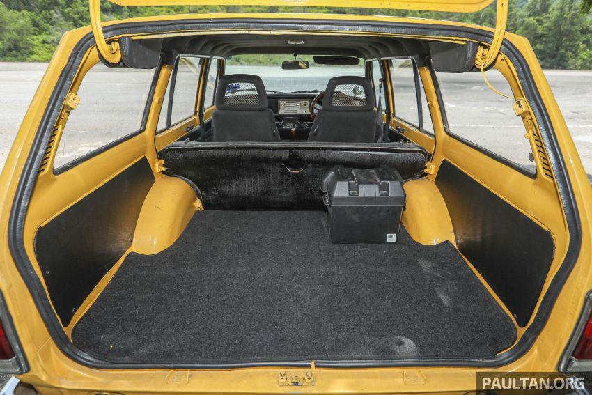 Datsun Sunny Wagon VB110 – buat abang jiwa kacau! Image #825981