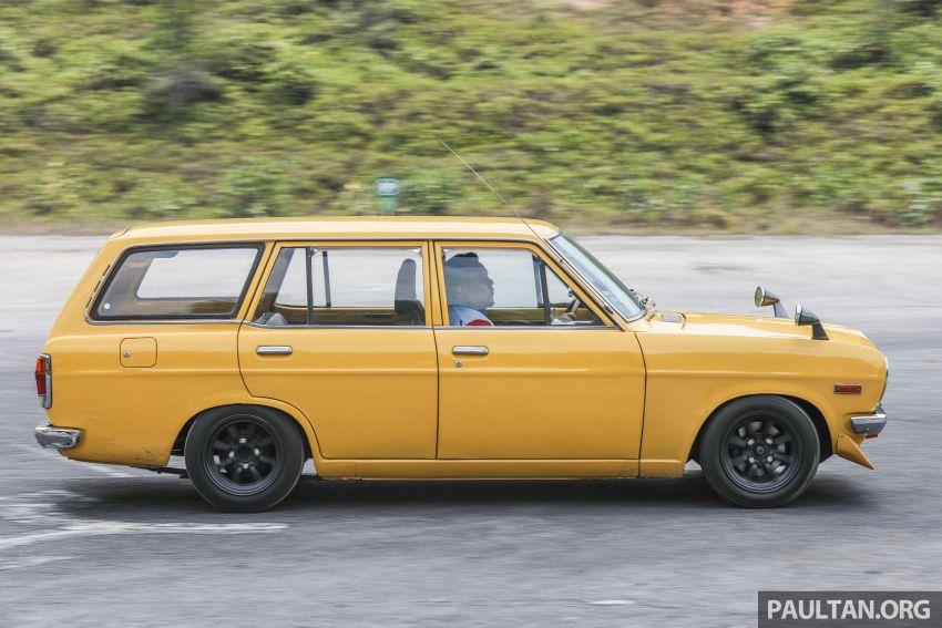 Datsun Sunny Wagon VB110 – buat abang jiwa kacau! Image #825983