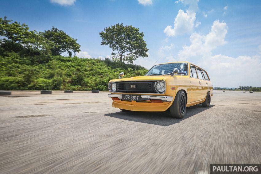 Datsun Sunny Wagon VB110 – buat abang jiwa kacau! Image #825985