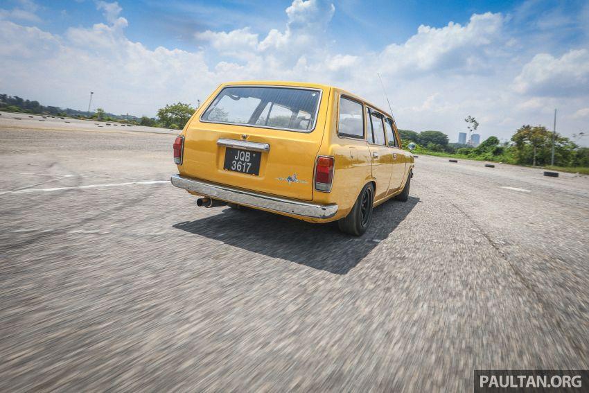 Datsun Sunny Wagon VB110 – buat abang jiwa kacau! Image #825986