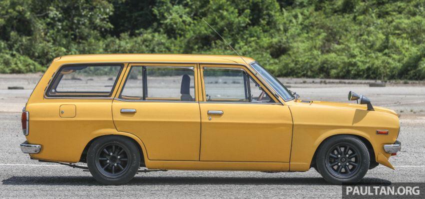 Datsun Sunny Wagon VB110 – buat abang jiwa kacau! Image #825895