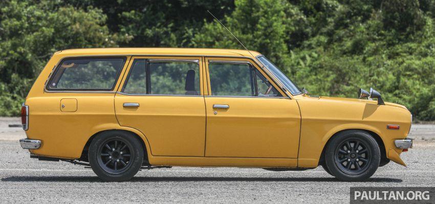 Datsun Sunny Wagon VB110 – buat abang jiwa kacau! Image #825896