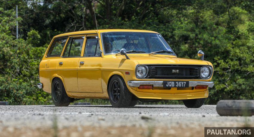 Datsun Sunny Wagon VB110 – buat abang jiwa kacau! Image #825888
