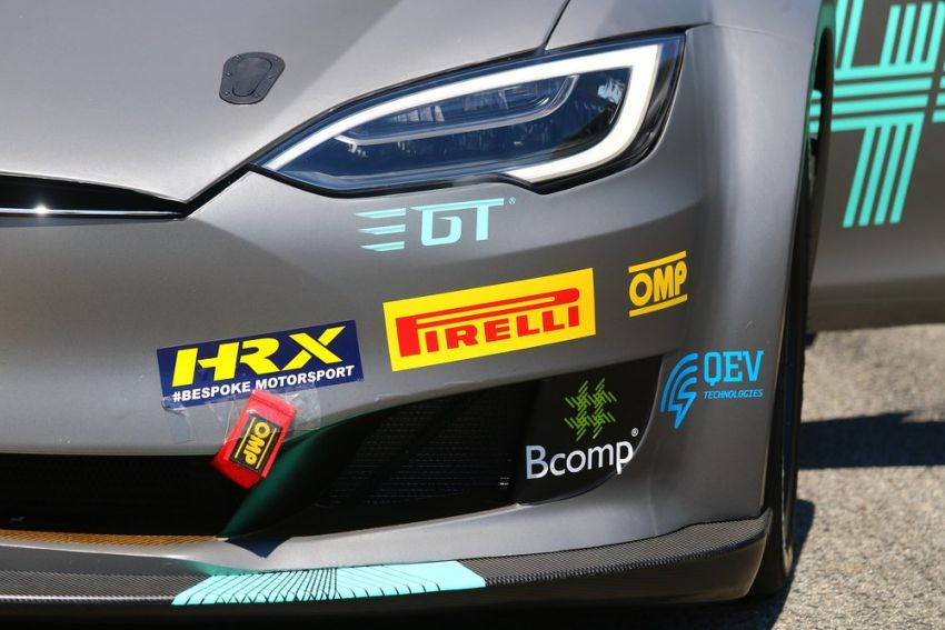 Tesla Model S P100DL debuts in Barcelona – first Electric Production Car Series race in November Image #832902