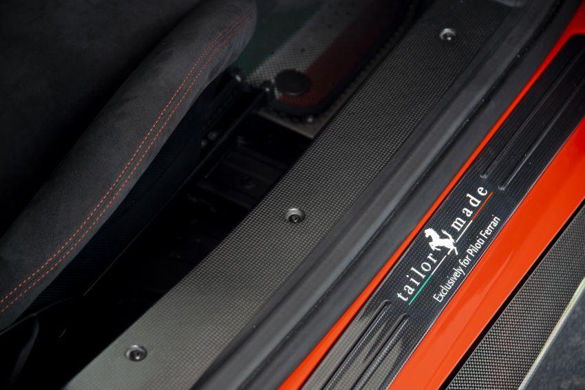 Ferrari 488 Pista 'Piloti Ferrari' is built only for racers Image #828314