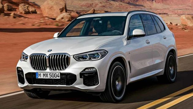 G05 Bmw X5 Fourth Gen Big Suv Officially Revealed