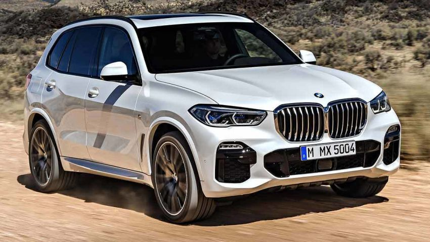 G05 BMW X5 – fourth-gen big SUV officially revealed Image #824149
