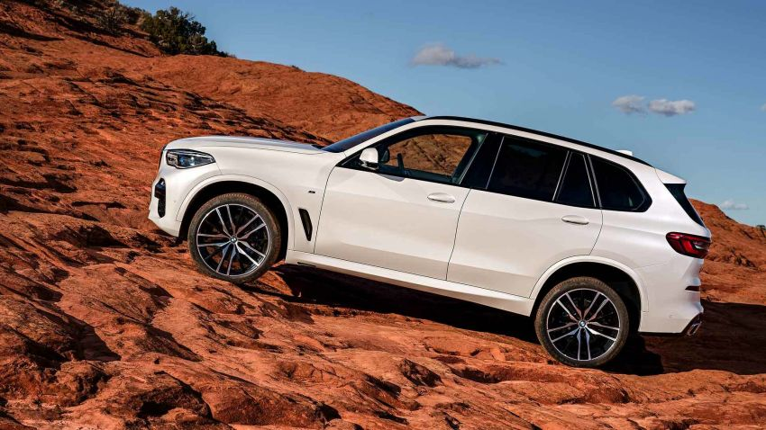 G05 BMW X5 – fourth-gen big SUV officially revealed Image #824150