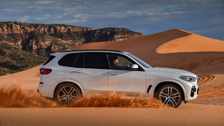 G05 BMW X5 – fourth-gen big SUV officially revealed Image #824151