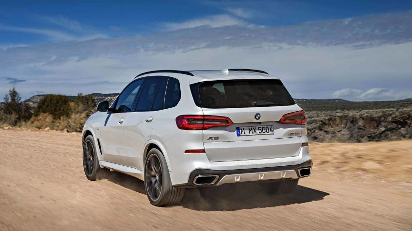 G05 BMW X5 – fourth-gen big SUV officially revealed Image #824160