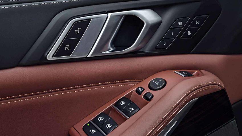 G05 BMW X5 – fourth-gen big SUV officially revealed Image #824171