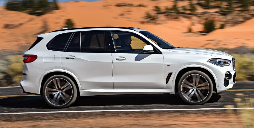 G05 BMW X5 – fourth-gen big SUV officially revealed Image #824174
