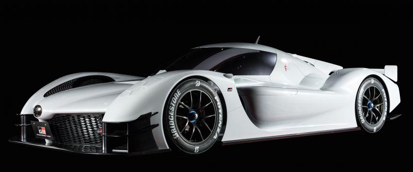 Toyota confirms development of 'super sports car' with Le Mans tech, shows GR Super Sport Concept Image #827518