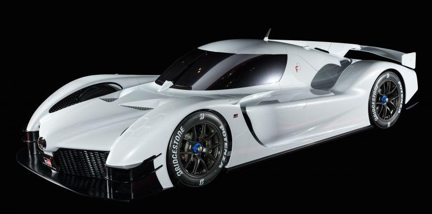 Toyota confirms development of 'super sports car' with Le Mans tech, shows GR Super Sport Concept Image #827520