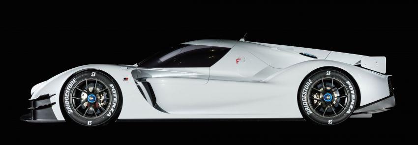 Toyota confirms development of 'super sports car' with Le Mans tech, shows GR Super Sport Concept Image #827523