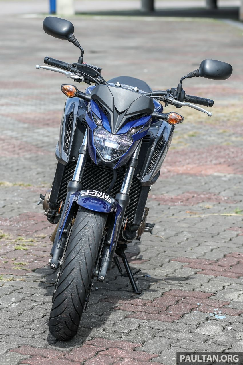 Honda CB650F, Kawasaki Z900 ABS, Triumph 765S, Yamaha MT-09 – which RM50k bike is best for you? Image #829470