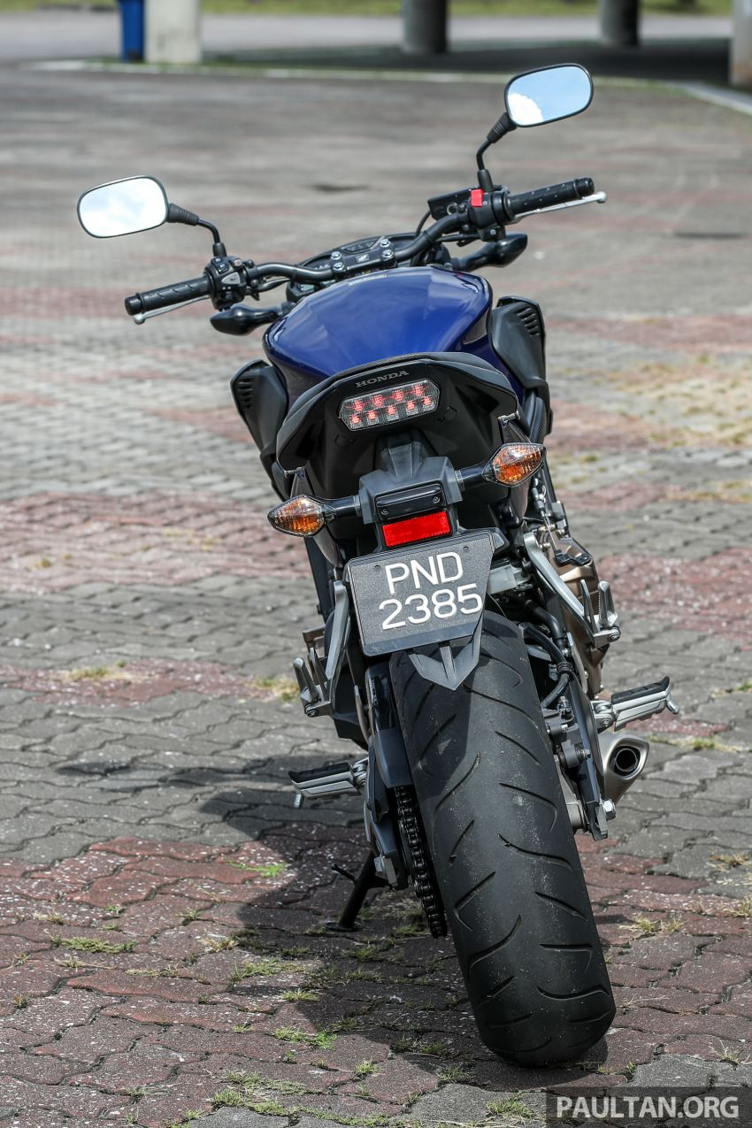 Honda CB650F, Kawasaki Z900 ABS, Triumph 765S, Yamaha MT-09 – which RM50k bike is best for you? Image #829472