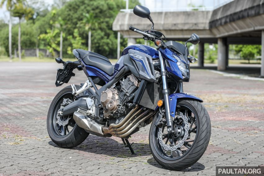 Honda CB650F, Kawasaki Z900 ABS, Triumph 765S, Yamaha MT-09 – which RM50k bike is best for you? Image #829459