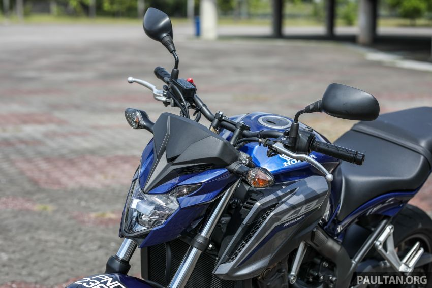 Honda CB650F, Kawasaki Z900 ABS, Triumph 765S, Yamaha MT-09 – which RM50k bike is best for you? Image #829477