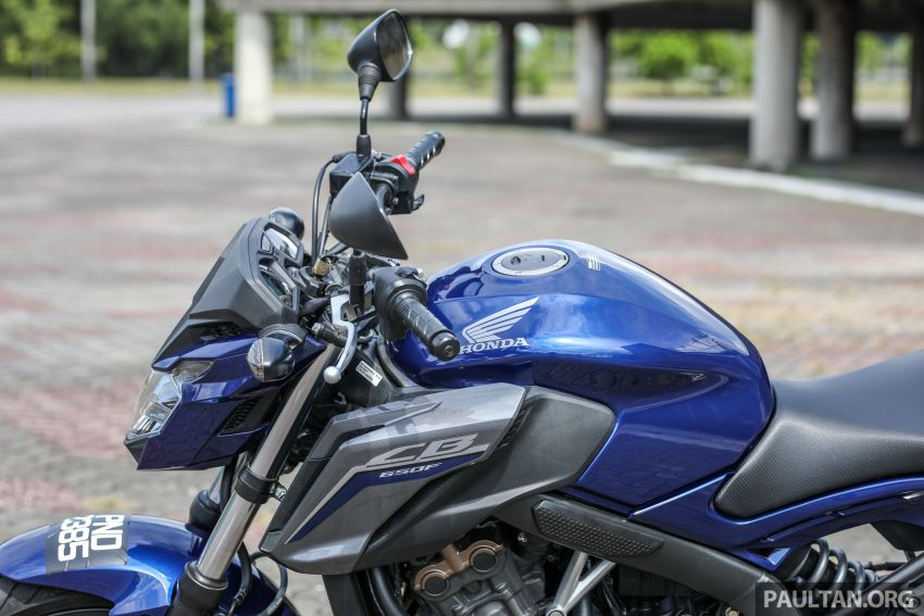 Honda CB650F, Kawasaki Z900 ABS, Triumph 765S, Yamaha MT-09 – which RM50k bike is best for you? Image #829478