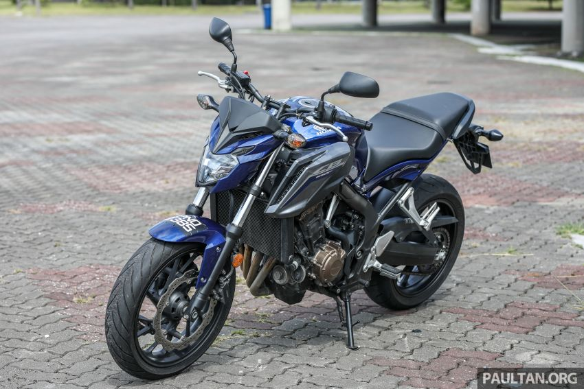 Honda CB650F, Kawasaki Z900 ABS, Triumph 765S, Yamaha MT-09 – which RM50k bike is best for you? Image #829460